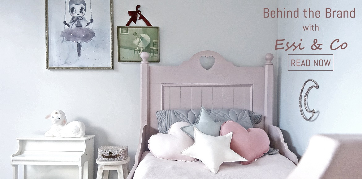 Pip and Sox - The Design Report - Behind the Brand with Essi & Co - Kids Interiors