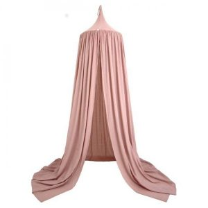 Numero 74 Cotton Canopy Tent - Dust Pink - Pip and Sox