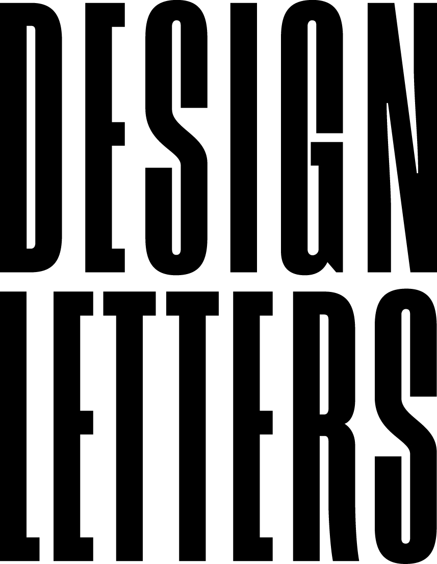 Design Letters by Arne Jacobsen
