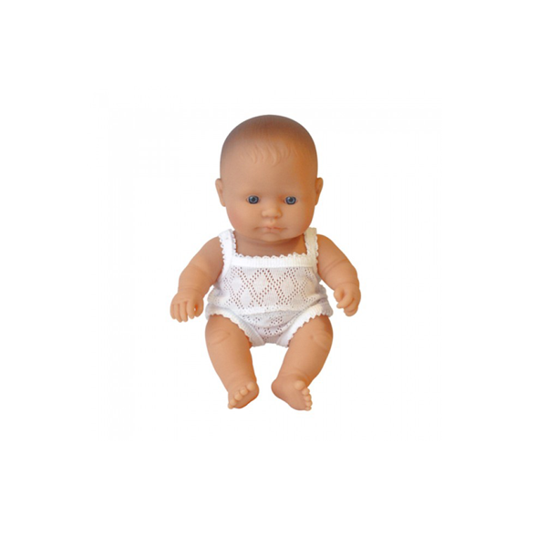 Miniland Educational Dolls Pip and Sox