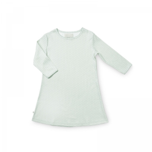 Cam Cam Night Gown - Sashiko Mint Pip and Sox