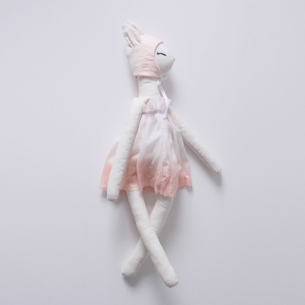 Ilka by Vanessa Byrnes - Ethellyn Fawn Pip and Sox