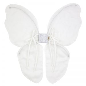 Numero 74 Children's Butterfly Wings in White - Numero 74 - Pip and Sox
