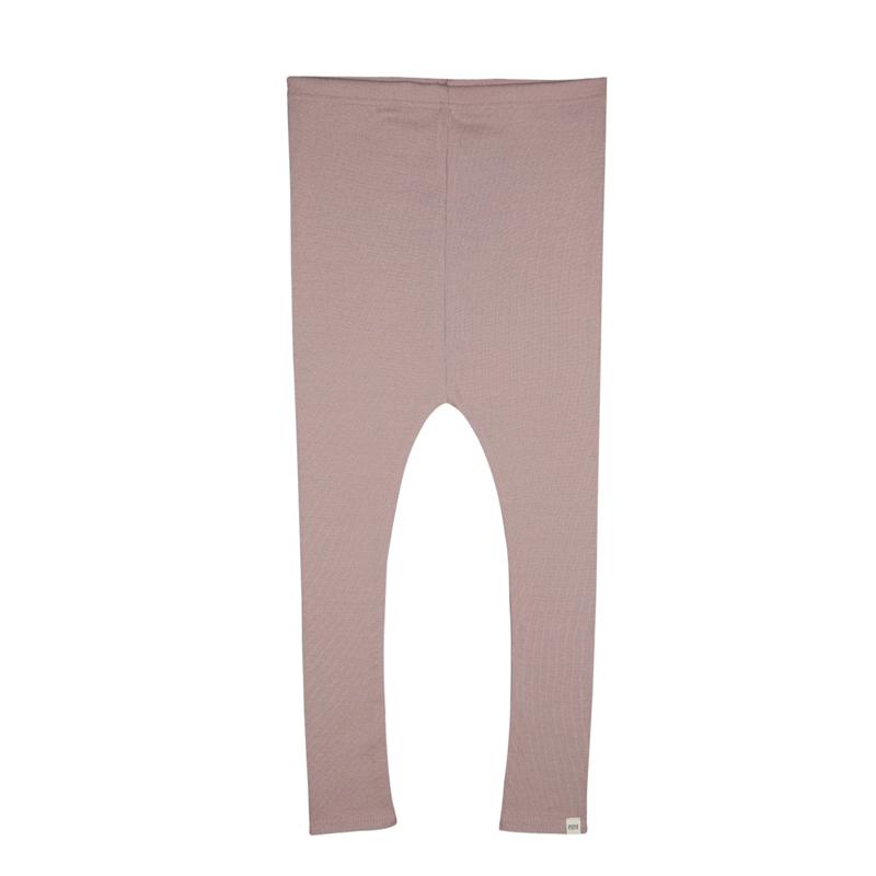 Pip and Sox MINImalisma Nice Pants - Dusty Rose Pip and Sox