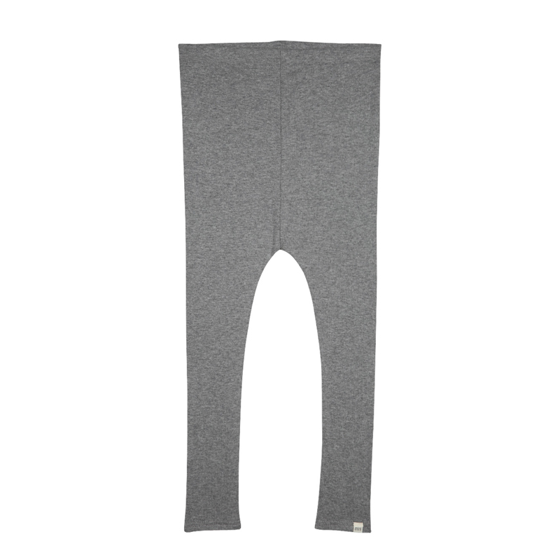 Pip and Sox MINImalisma Nice Pants - Grey Melange Pip and Sox