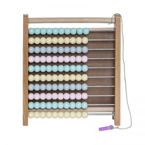 Bloomingville Mini Wooden Abacus - Pip and Sox