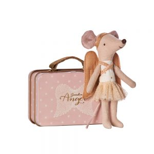 Maileg Guardian Angel Mouse - Pip and Sox - Maileg Australia