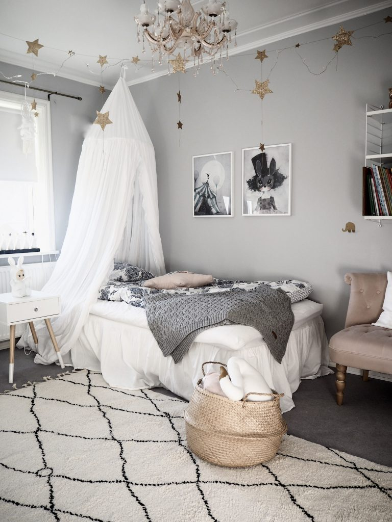 Pip and Sox - The Design Report - How to style with a canopy