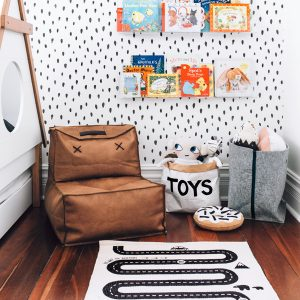Pip and Sox - HomeDay Mini Mod (Deluxe) - Tan - Kids Interior