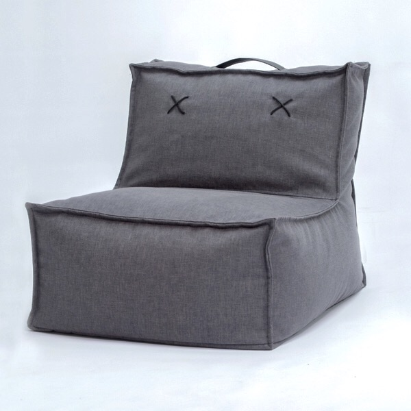 Pip and Sox - HomeDay Mini Mod (Standard) - Charcoal - Kids Interior