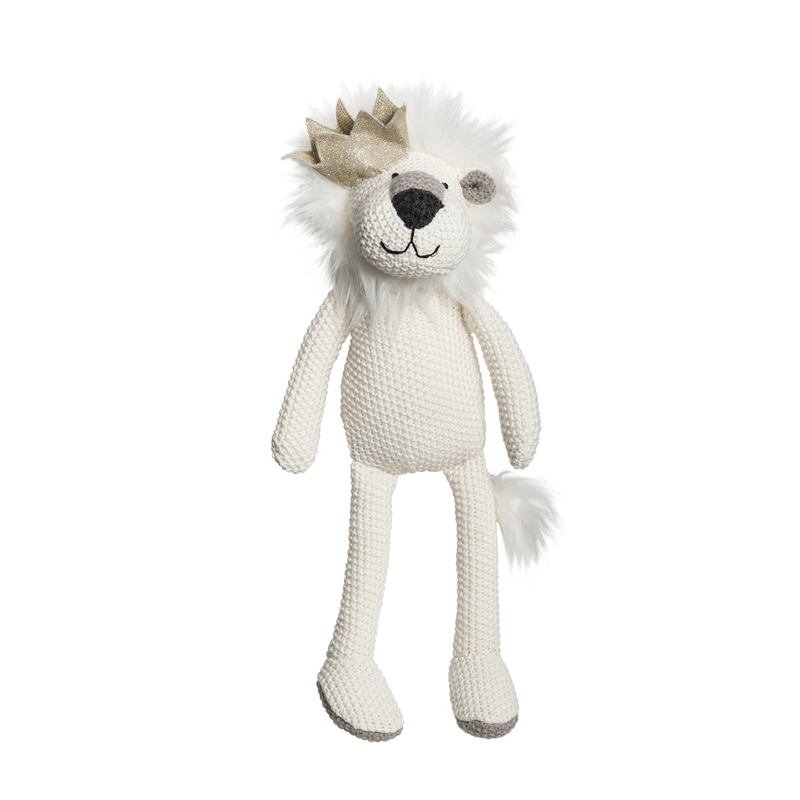 Pip and Sox - Lily & George Lancelot Lion Toy - Kids Interior
