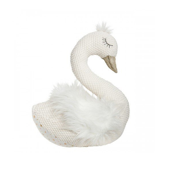 Pip and Sox - Lily & George Sylvie Swan Toy - Kids Interior