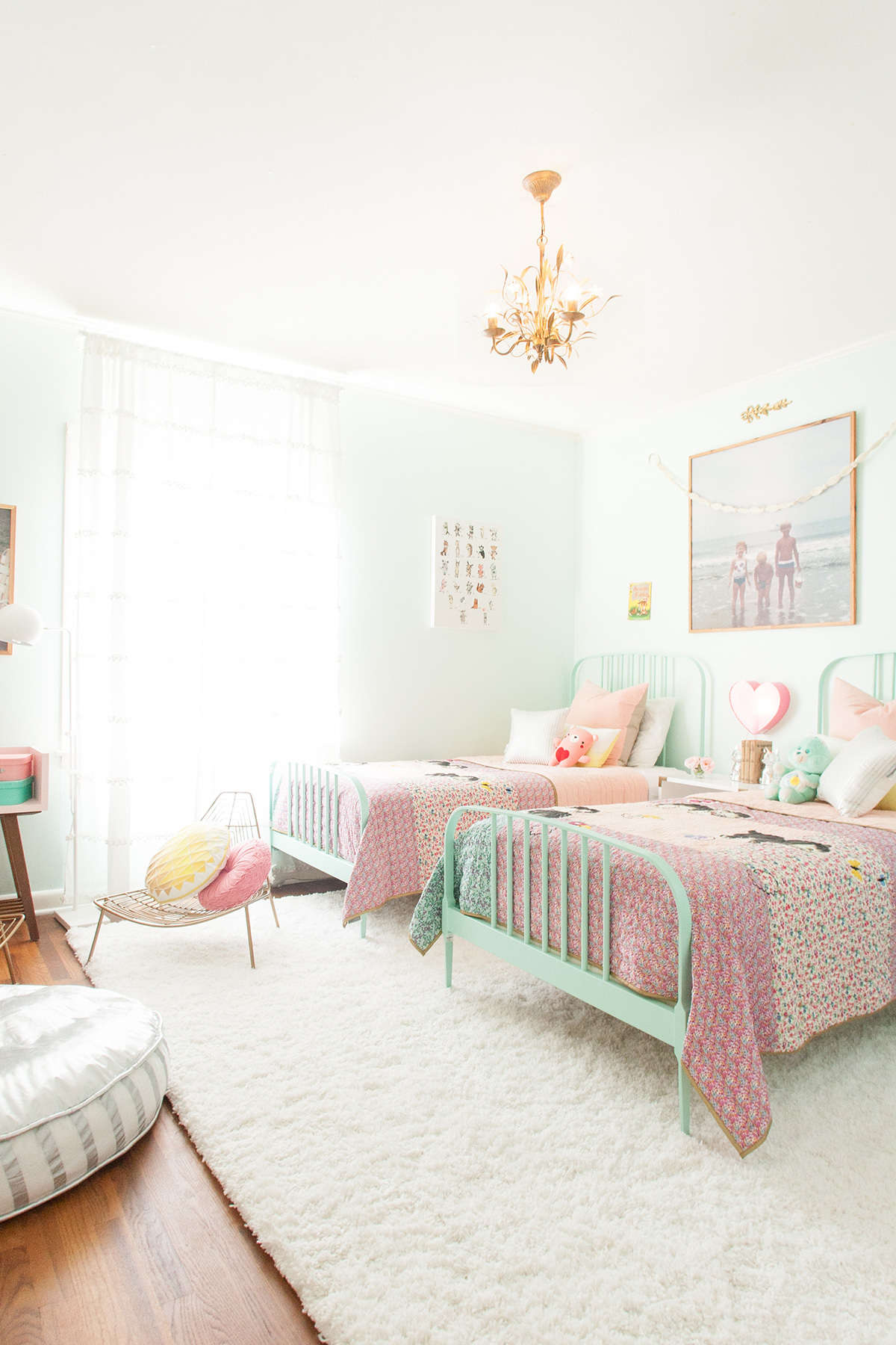 Shared Kids Bedroom Double Duty Secrets To A Shared Kids Bedroom Pip And Sox