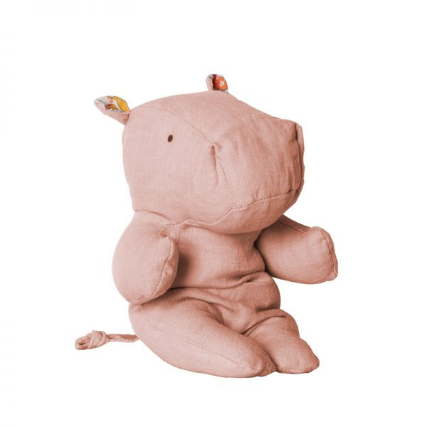 Maileg Hippo Small - Rose Colour - Pip and Sox - Maileg Australia