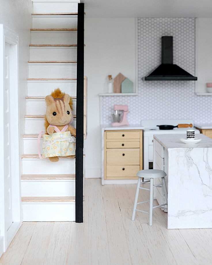 Pip and Sox Scandinavian Inspired doll houses