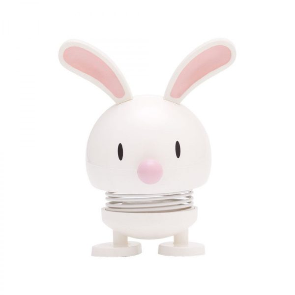 Pip and Sox – Hoptimist Bimble Bunny White – Kids Interior – Danish Design