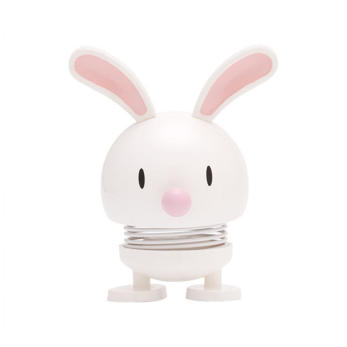 Hoptimist Baby Bunny Bimble White - Pip and Sox