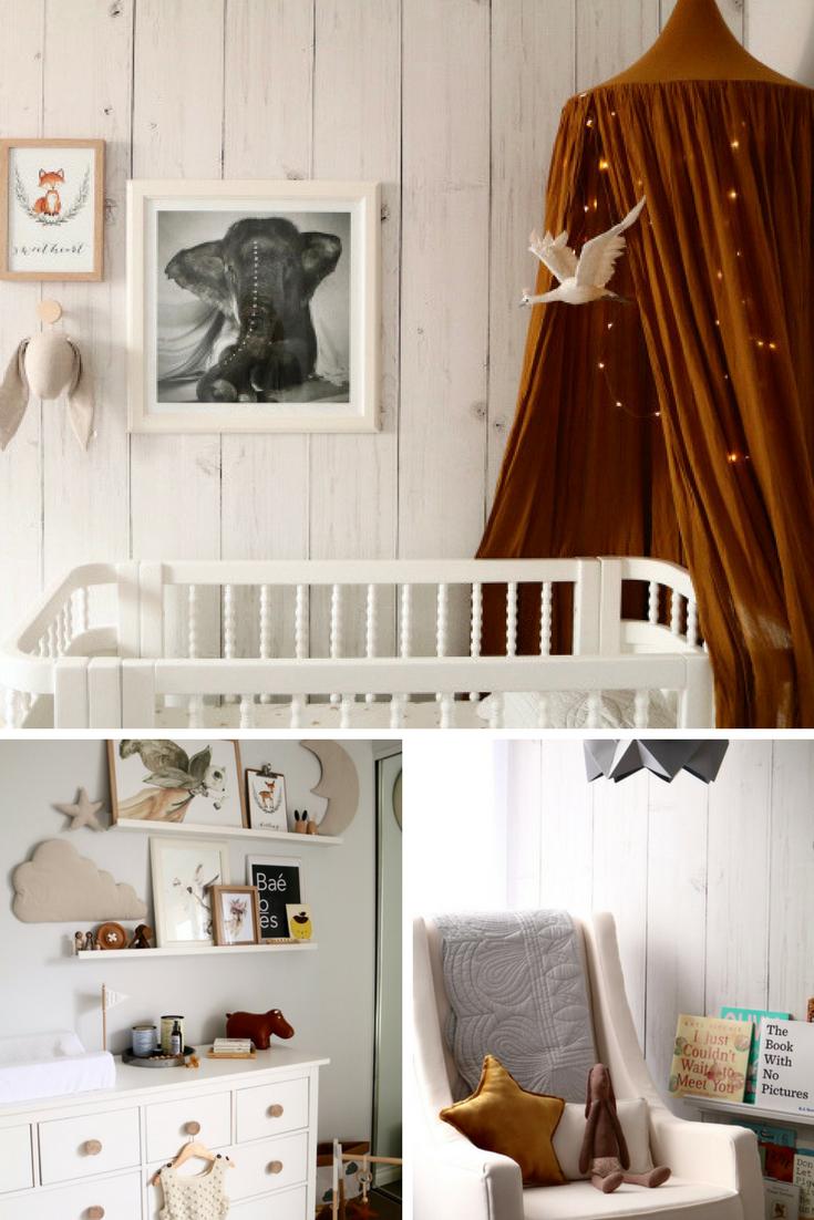 Scandinavian Inspired Nursery - Miss Kyree Loves