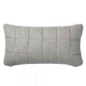 Bloomingville Quilted Wool Cushion - Pip and Sox