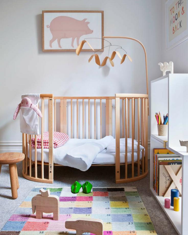 How to choose nursery furniture - Scandi Style Series