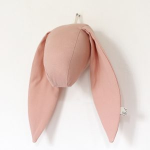 Fabels Bunny Head - Soft Pink - Small - Pip and Sox