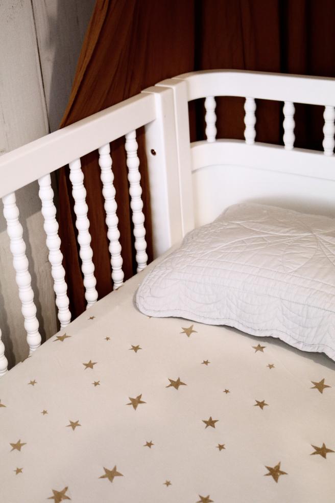 Scandinavian baby bedding - MissKyreeLoves