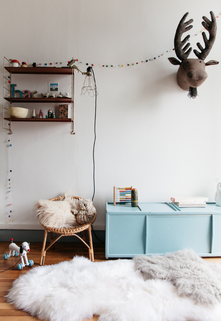 Gorgeous Scandinavian Baby Bedding For A Cosy Nursery