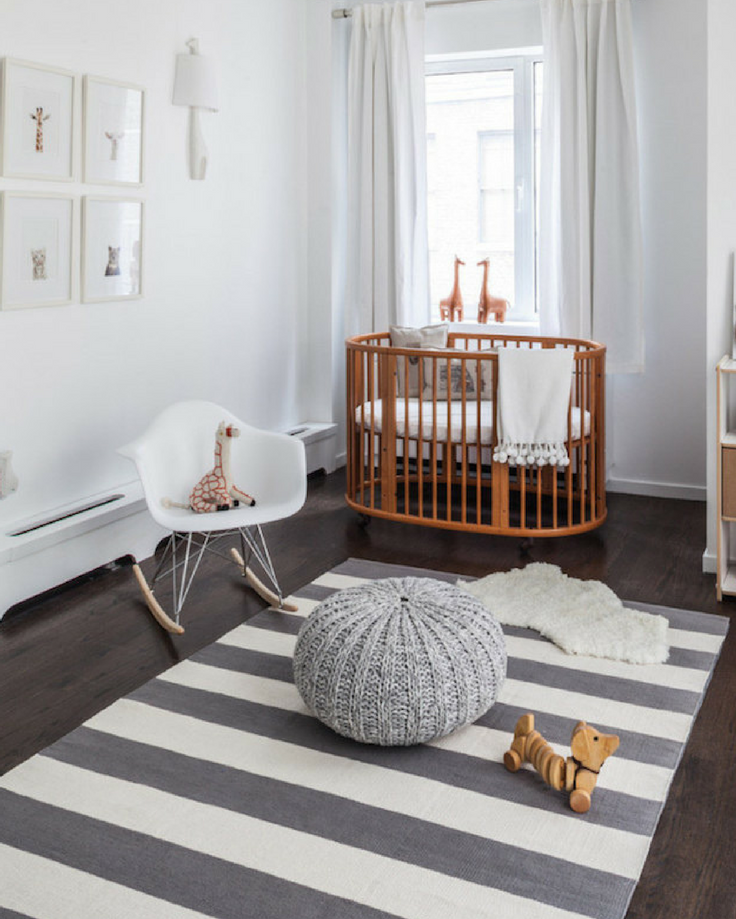 Tips on painting nursery - Pip and Sox