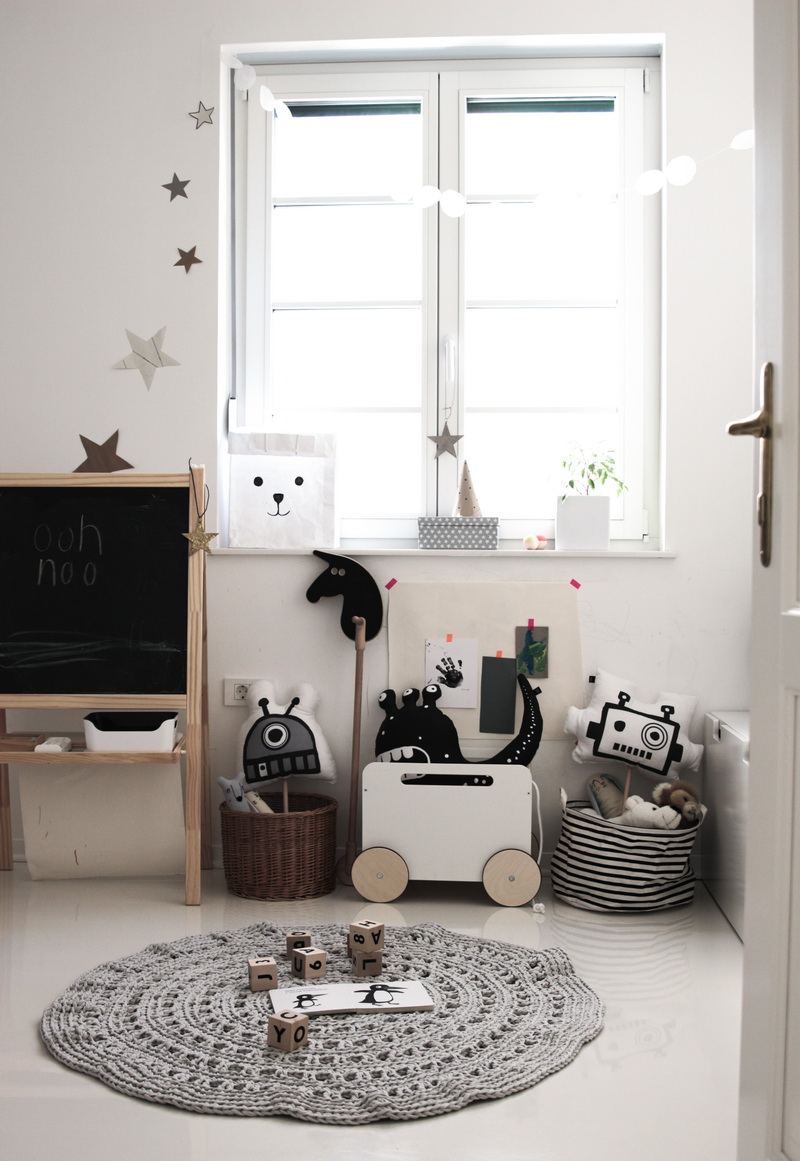 Scandinavian Toy Storage Ideas For A Clutter Free Home