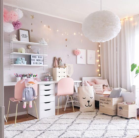 Scandinavian toy storage ideas for a clutter free home for Kinderzimmer instagram