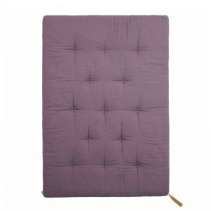 Numero 74 Cotton Futon Playmat - Dusty Lilac - Numero 74 Australia - Pip and Sox