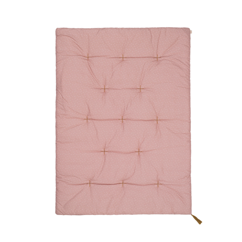 Numero 74 Cotton Futon - Dusty Pink Stars - Numero 74 Australia - Pip and Sox