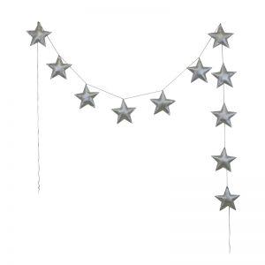 Numero 74 Mini Padded Star Garland - Pip and Sox - Numero 74 Australia