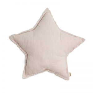 Numero 74 Star Cushion Small - Powder Pink - Pip and Sox
