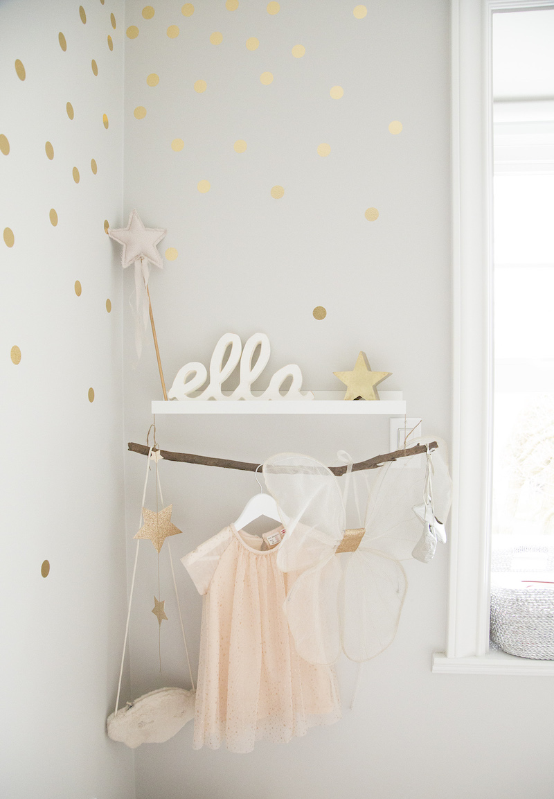 About Numero 74 - whimsical fairy wings and decor