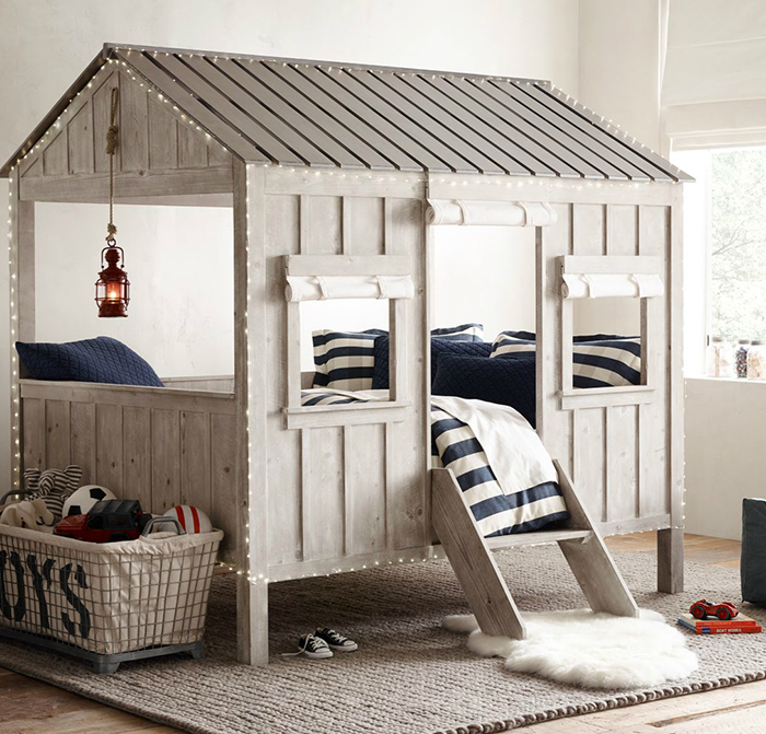 Cubby House Ideas   Cosy Cubby Sleeping Space   Pip And Sox