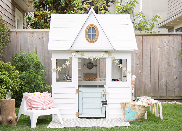 cubby house furniture. Charming Cubby House Ideas To Inspire Your Child\u0027s Outdoor Play Furniture