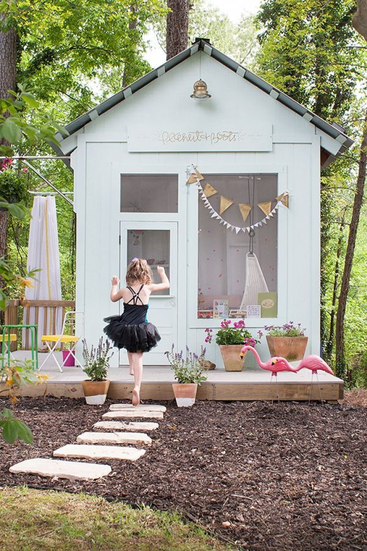 charming cubby house ideas to inspire your outdoors pip and sox