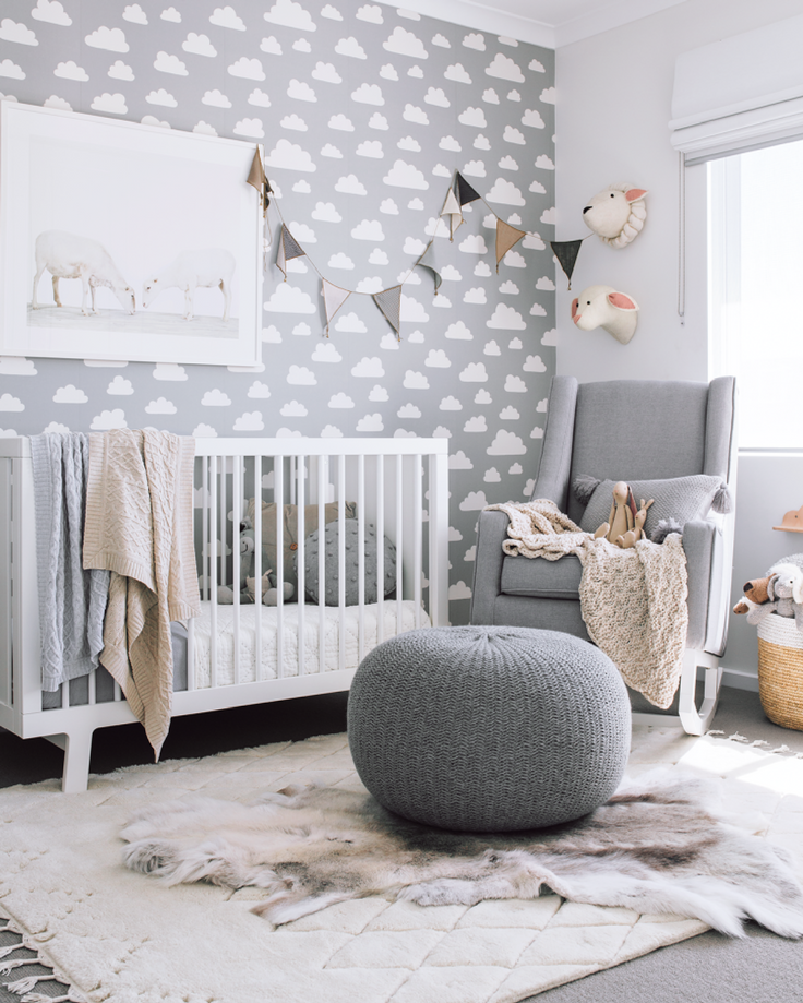 Animal Themed Bedroom Inspiration - Pip and Sox