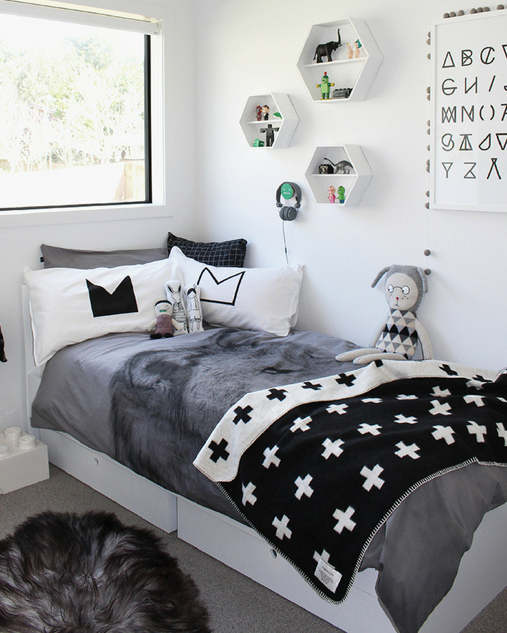 Boys Bedroom Inspiration - Pip and Sox