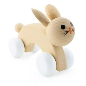 Pip and Sox - Wooden Rabbit