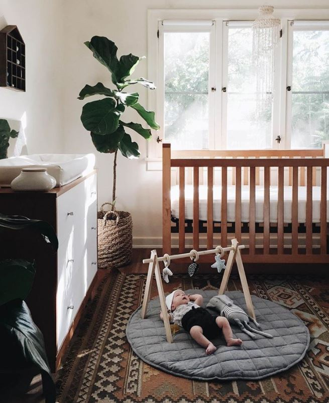 Gender Neutral Nursery Ideas - Nature-Inspired