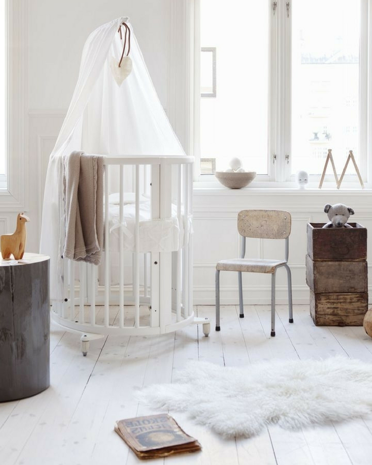 Gender Neutral Nursery Ideas - Pip and Sox