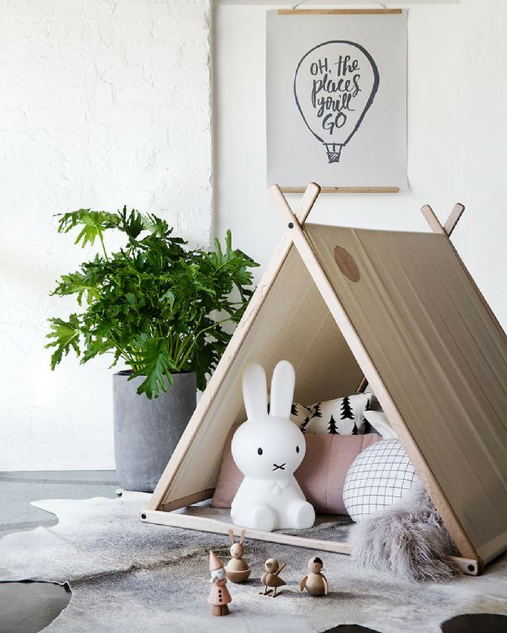 How to Create a Charming Play Area for Children - Pip and Sox