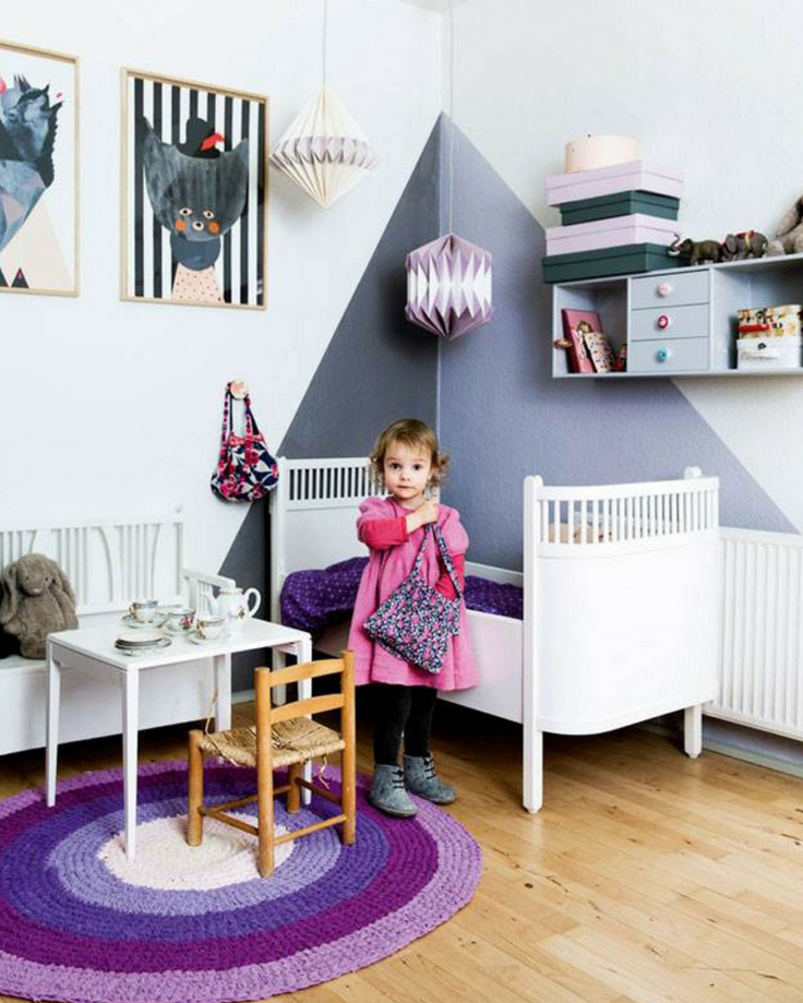 How to Use Pantone's Colour of the Year in Your Child's Bedroom