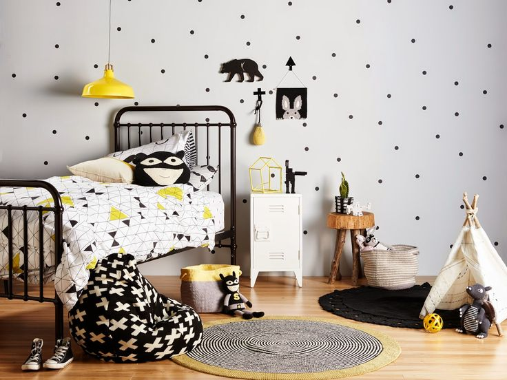 How to Create a Superhero Bedroom for Kids | Pip and Sox