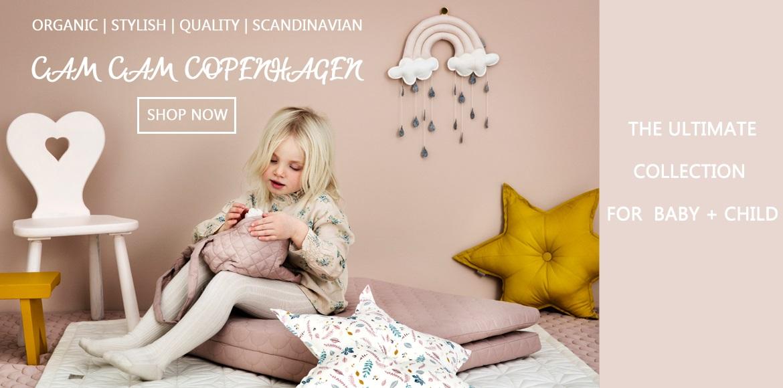 Pip and Sox - Cam Cam Copenhagen Australia