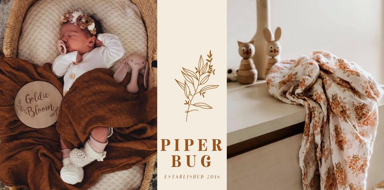 Pip and Sox Piper Bug Australia