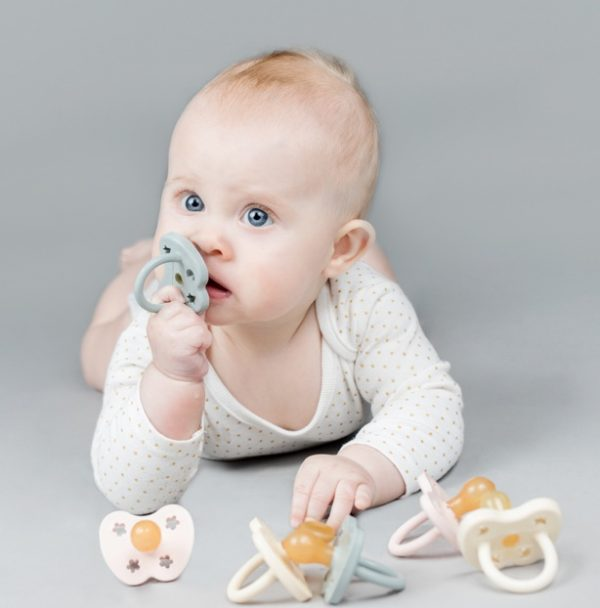 Pip and Sox - Hevea Pacifiers Australia